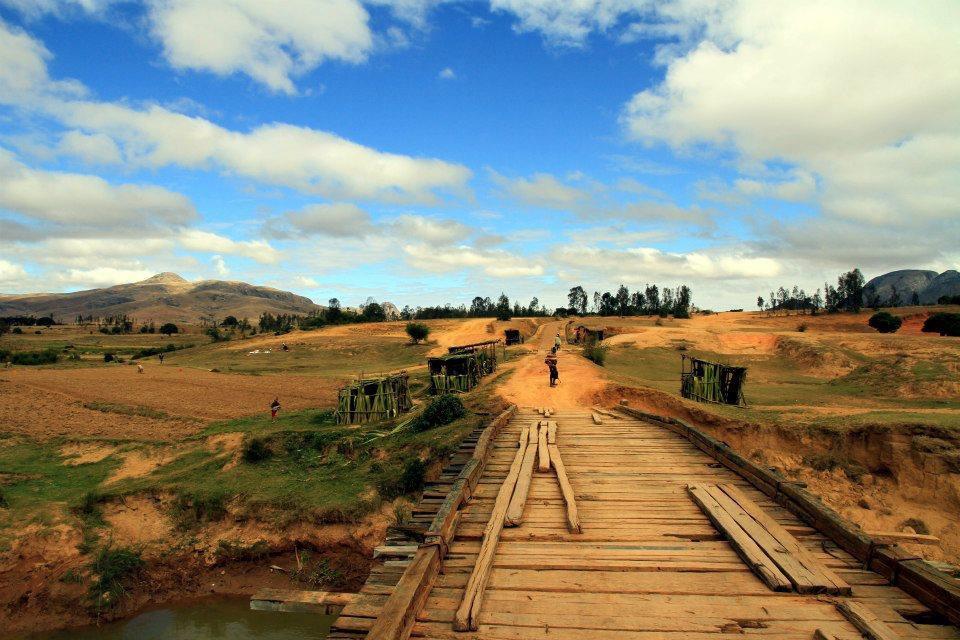 Unterwegs zu Andringitra