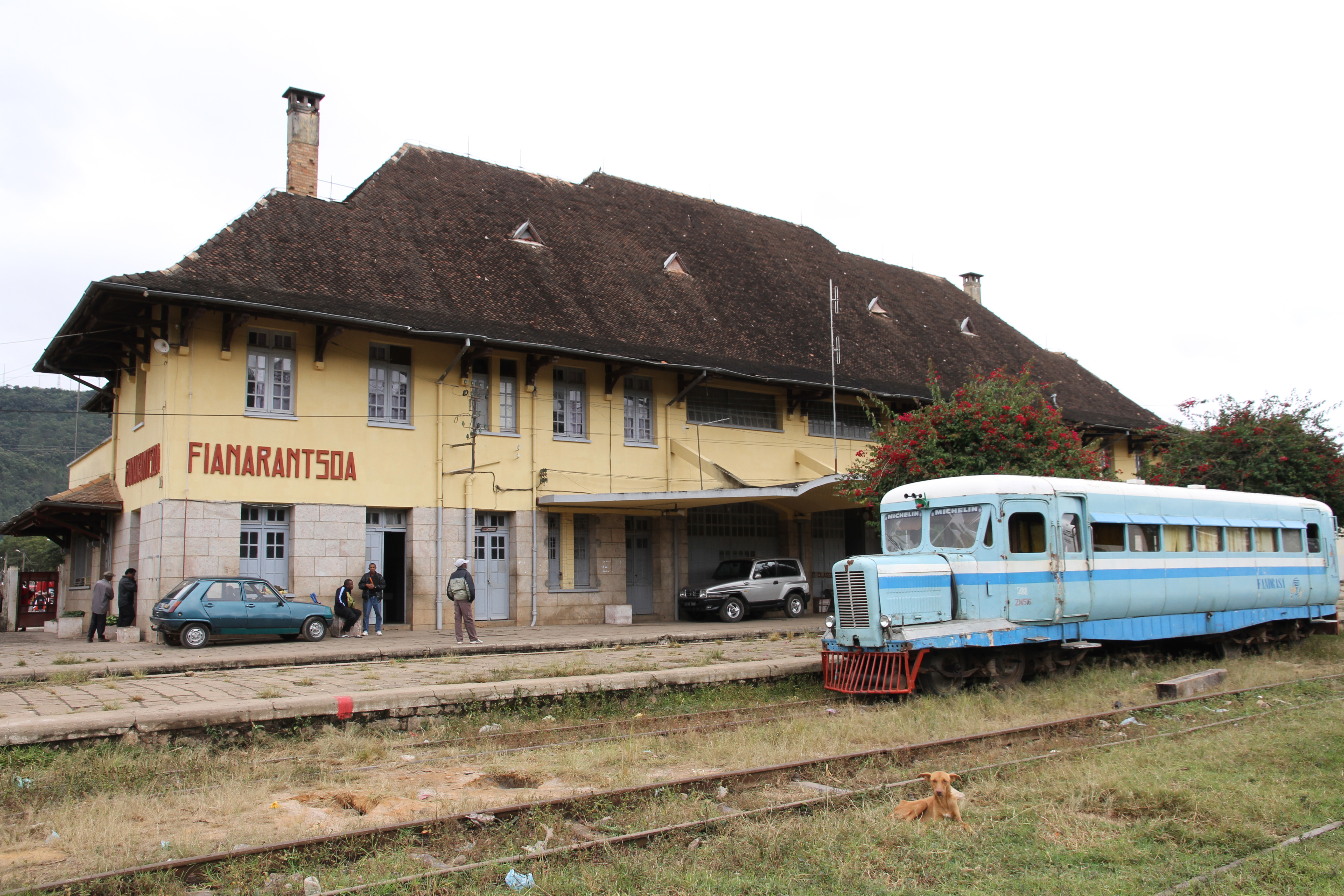 Bahnhof Fianarantsoa
