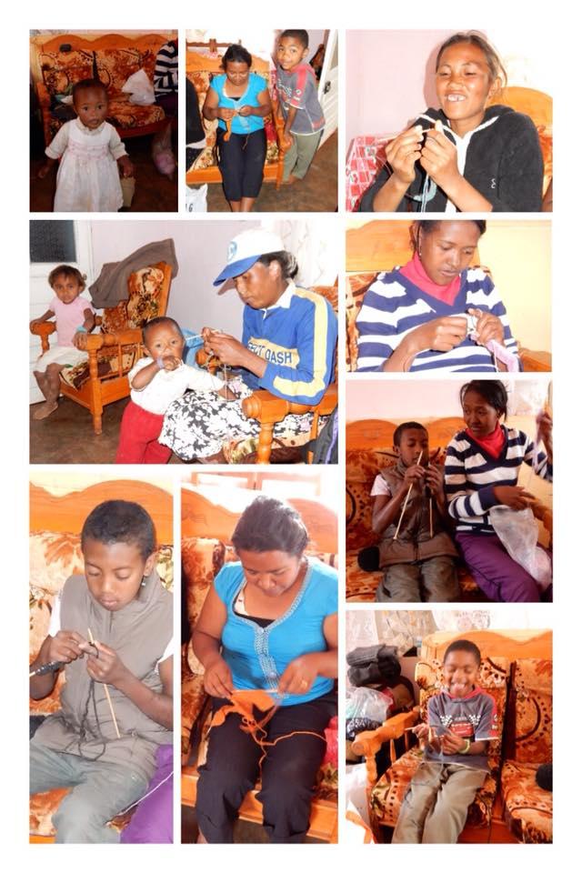 Stricken in CSB1, Tsinjony, Madagaskar