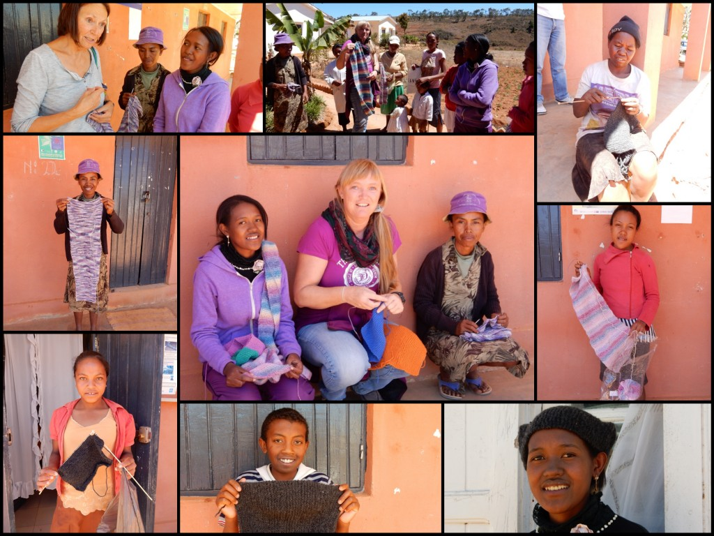 Strickprojekt Madagaskar, Teil 2